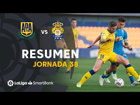 Alcorcón Las Palmas Goals And Highlights