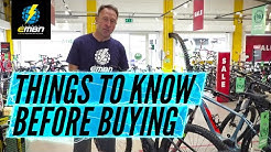 6 Things To Know Before Buying An Electric Mountain Bike | E Bike Advice