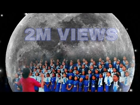 Believer song sung in Bangalore school assembly in India HD