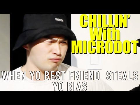 What do you do when Microdot Drinks your coffee? [CHILLIN