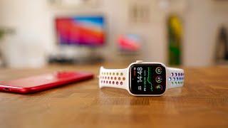 Jaká vylepšení dostanou Apple Watch na podzim? Detailní pohled na watchOS 7 [4K]