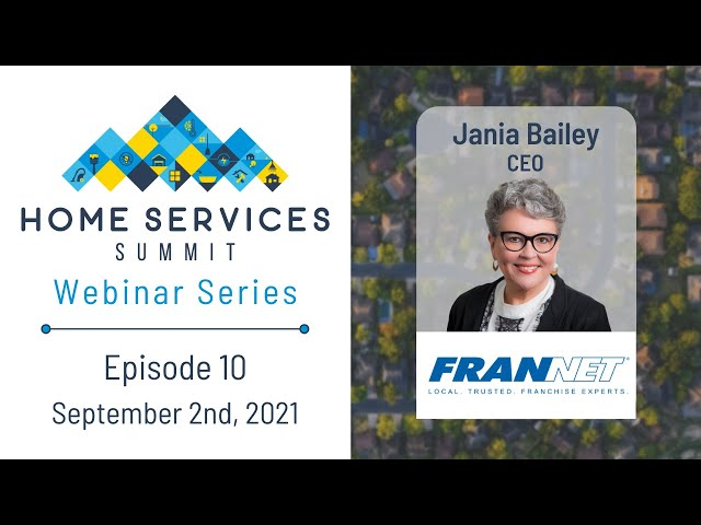 Jania Bailey Shares How to Best Utilize Franchise Brokers - Webinar Ep. 10