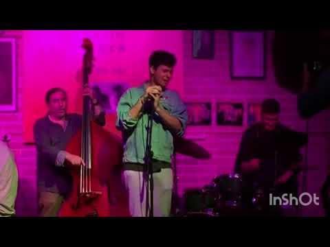 Alfred García - Georgia   #jamsession en el jazz si club del taller de musics  