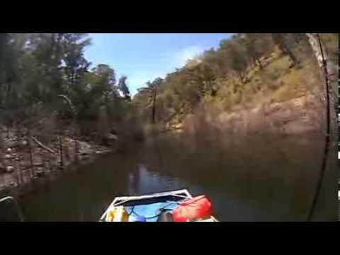 Dartmouth Dam - The Tinny Adventure - January 2014