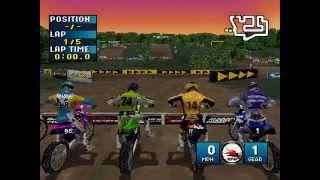 Jeremy McGrath SuperCross 2000 ... (PS1)
