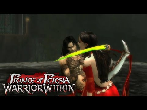 Prince of Persia: Warrior Within | Final Boss Kaileena (Non-Canonical Ending) | Part 20A/20 |