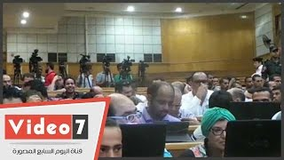 """حضور كبير لوسائل الإعلام المصرية والأجنبية لتغطية جلسة الحكم على """"مرسى"""""""