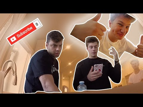 Thumbnail: 0 Subscriber Prank on CHANCE and ANTHONY!