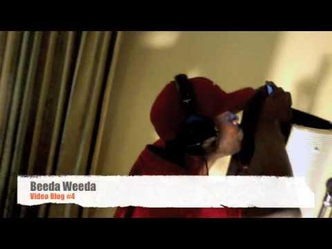 CARLOSDJCROOK VIDEO BLOG #4 (BEEDA WEEDA)