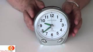 Talking Radio Controlled Clock by Verbalise screenshot 2