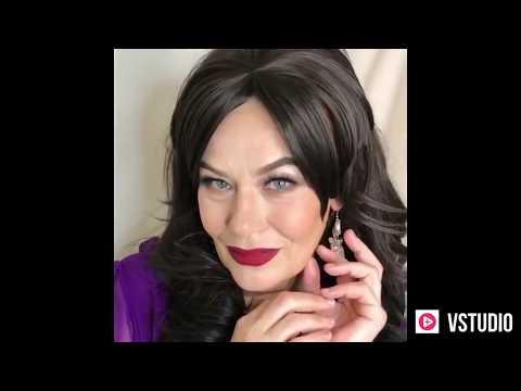 ДО И ПОСЛЕ  Чудеса макияжа  Нереальное перевоплощение  Из 50 в 40