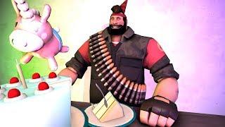 Team Fortress 2: История Легенды!