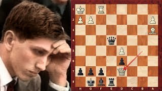 Part 4 : Bobby Fischer at the Palma de Mallorca Interzonal (1970) - road to World Champion