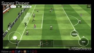 #football #real #videogame #amazing #goals football real videogame amazing goals