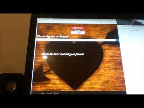 TWIT AMORE (Valentine's Day Video)