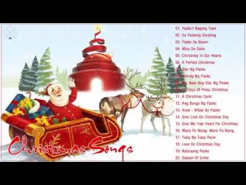paskong pinoy best christmas song new 2018