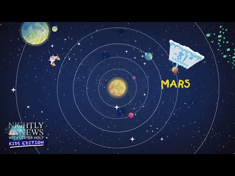 Out Of This World: What You Need To Know About Mars   Nightly News: Kids Edition