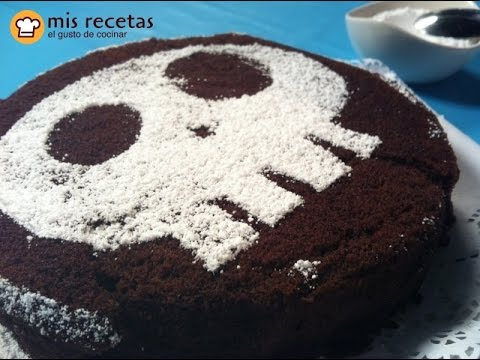 Recetas de halloween c mo decorar un pastel de halloween for Como decorar un bizcocho