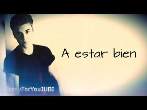 Justin Bieber - Be alright (En español)