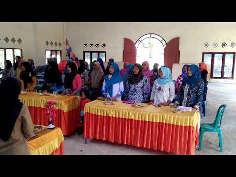 Kegiatan Pelatihan Bagi Kader PKK Desa Gading Jaya Tahun 2017