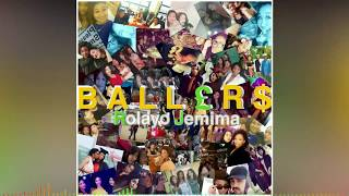 BALL£R$ Lyric Video | RJ