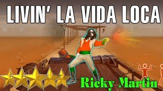Ricky Martin -  Livin La Vida Loca | Just Dance 4 | Best Dance Cherography Music With Lyrics