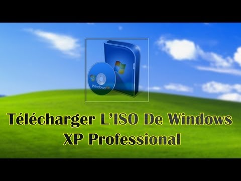 telecharger windows xp professionnel iso