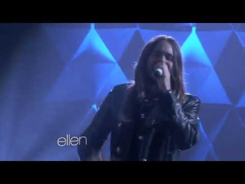 30 Seconds To Mars -Stay (TheEllenDegeneresShow)