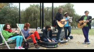 Of Montreal - Id Engager - Bandstand Busking Acoustic Session
