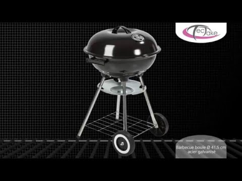 les barbecues charbon chez electro depot funnycat tv. Black Bedroom Furniture Sets. Home Design Ideas