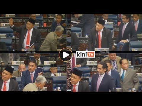 Kecoh keluar dari dewan protes speaker, mohon Guan Eng tarik balik perkataan 'perompak'