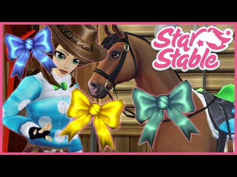 New Level 5 Pants, Bows, & Jockey Outfit in Star Stable Online