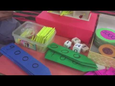 Teaching learning aids for primary classes