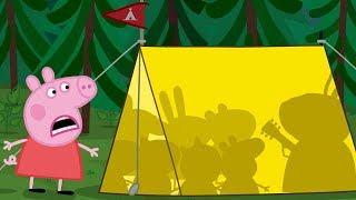 Peppa Pig Español Latino   NOS VAMOS DE ACAMPADA Regreso al colegio   Pepa la cerdita