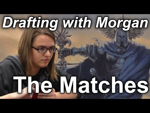 Drafting with Morgan: Vintage Cube #2, The Matches