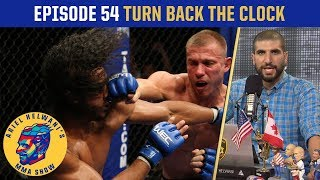 The start of the Cerrone-Henderson trilogy | Turn Back The Clock | Ariel Helwani's MMA Show