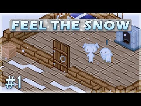 Don't Mess with the Chickens! | Feel The Snow Let's Play - Episode 1