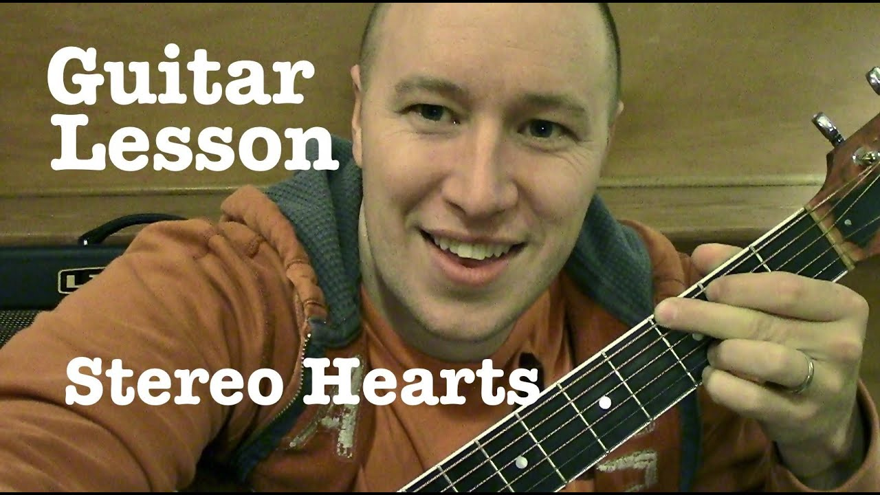 Stereo Hearts Gym Class Heroes Guitar Lesson Ft Adam Levine Todd
