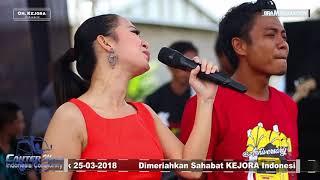 Download lagu Birunya Cinta - Rena KDI - Anniversary CANTER Mania Koridor Gresik 2018