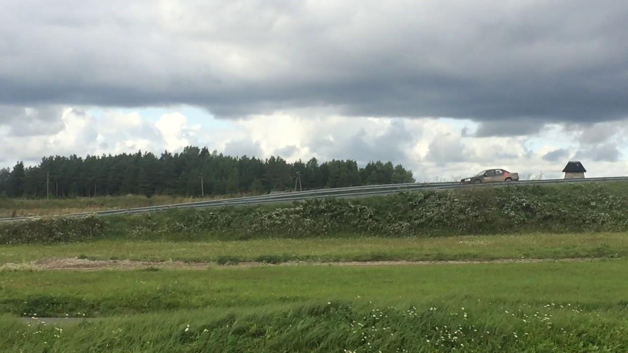 Laitse Rallypark Audi S4 Driver: Siim Pärnpuu Co-driver: Maidu Leever