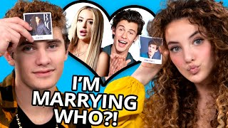 Who Will Sofie Dossi Marry? VS w/ Sofie & Zak Dossi