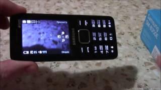 Смотреть видео Кнопочные телефоны самсунг