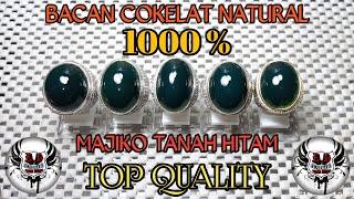 Download Lagu BACAN COKELAT BERKUALITAS // NO MINUS // MAJIKO TANAH HITAM // RING PERAK HANDMADE BRTABUR SWAROVSKY mp3
