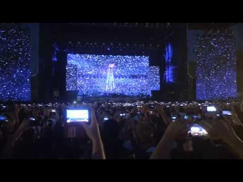 Eminem LIVE | Nijmegen Goffertpark | Last song | Lose yourself | Holland
