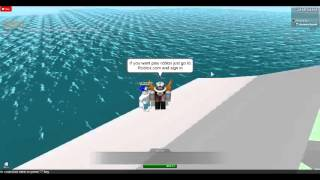 Jestmaster's ROBLOX in cruise ship (Funny)
