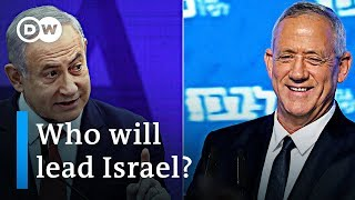 Israel election analysis: Who's going to lead the country? | DW News