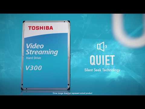 Toshiba - Internal Hard Drives - V300