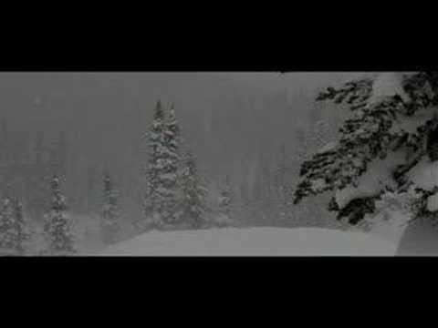 Hand Cut British Columbia Trailer