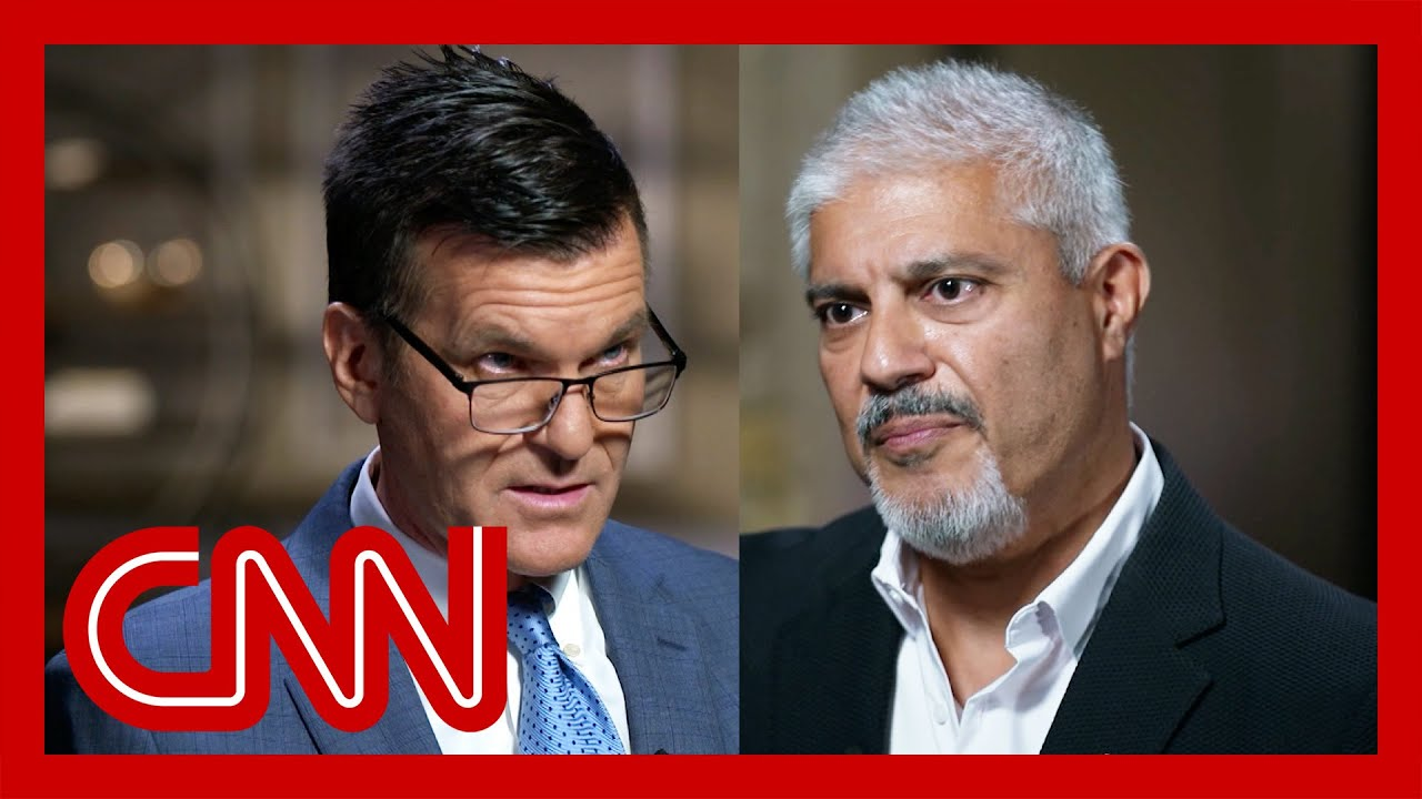 Download 'I think you're crazy': CNN reporter confronts doctor spreading Covid-19 lies