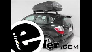 Sportrack Vista Xl Roof Cargo Box Review - Etrailer.Com